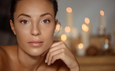 Viso luminoso e naturale